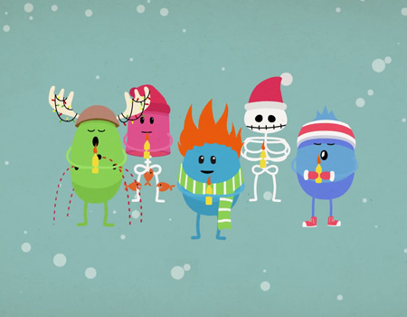 Dumb Ways to Die'dan Noel korosu