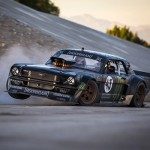 Ken Block'la Los Angeles turu