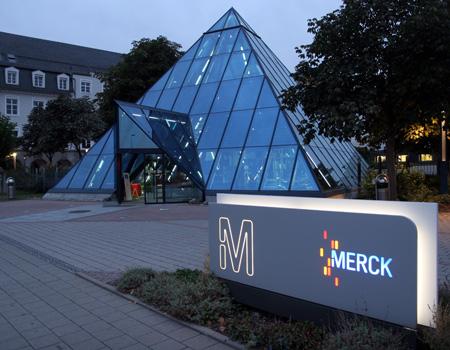Merck'e yeni genel müdür