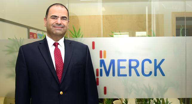 Merck'e yeni genel müdür: Şehram Zayer