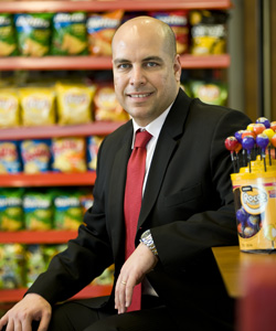 Alpagut Çilingir, PepsiCo'da kıdemli pazarlama direktörlüğü görevine atandı.