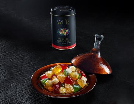 """Türk Hava Yolları """"WE'R From Turkey"""" markası ile Türkiye'ye özgü tatları müşterilerine sunuyor."""