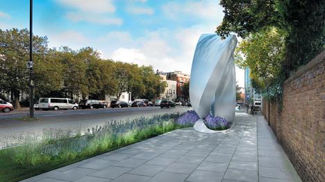 Billboard'da ünlü mimar Zaha Hadid imzası