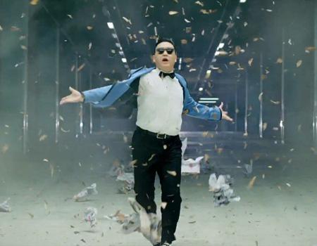 YouTube'u sayacını güncellemek zorunda bırakan viral: Gangnam Style
