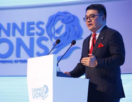 Cannes Lions yılın medya adamını seçti: SY Lau