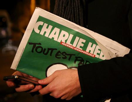 Charlie Hebdo'nun kapağını yayınlayan internet sitelerine erişim yasağı