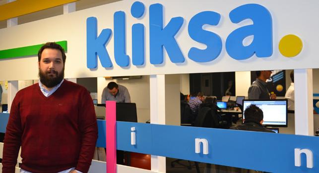 Özberk Ölçer, Kliksa'nın pazarlama direktörlüğüne getirildi.
