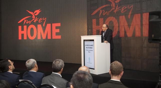 Kültür ve Turizm Bakanlığı'ndan Turkey:Home sonuçları