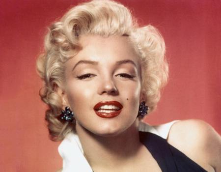 Max Factor'ün yeni reklam yüzü: Marilyn Monroe