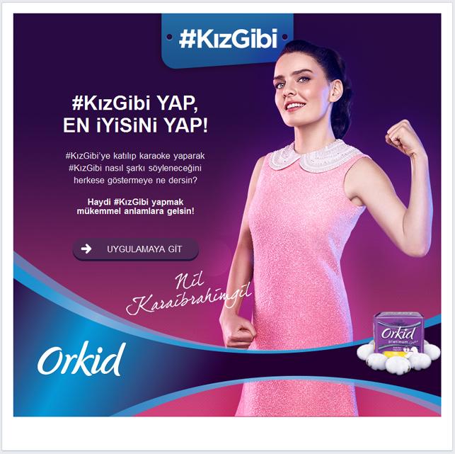 """Orkid'den yeni """"Kız Gibi"""" şarkısı"""
