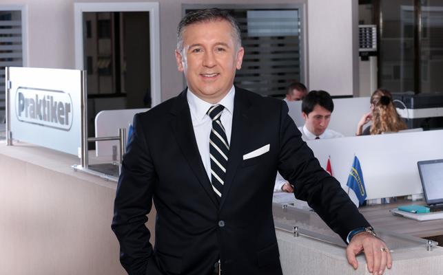 Praktiker Türkiye'ye yeni genel müdür: Tayfun Kutlu