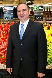 CarrefourSA Genel Müdürü Mehmet T. Nane