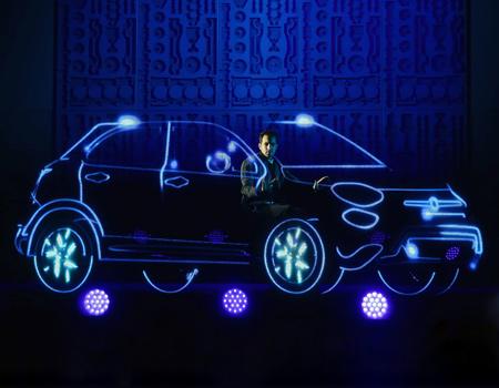 Fiat'tan sihirli lansman