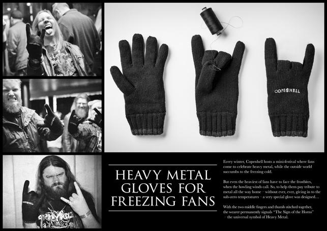 Heavy metal aşkına!