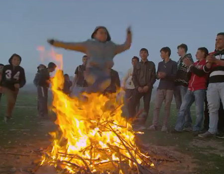 AKP Nevruz'u özel bir reklam filmiyle selamladı