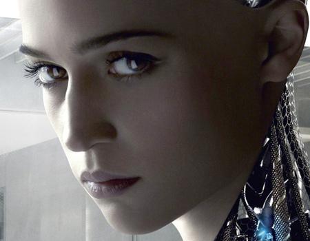 İngiliz bilimkurgu filmi için Tinder'lı tanıtım.