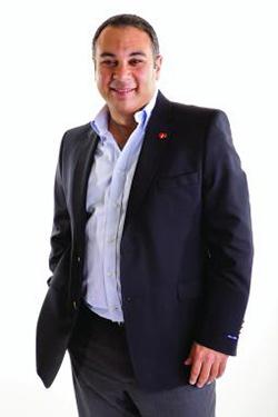 Coca-Cola'nın Mısır operasyonlarından sorumlu pazarlama başkanı Ahmet Nazmy