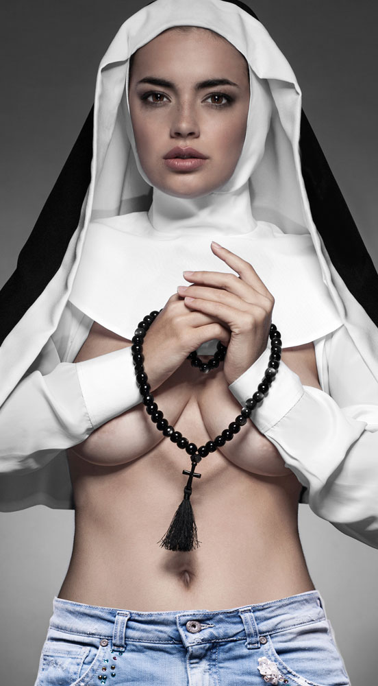 Papa'ya ilginç karşılama