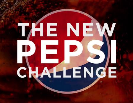 Pepsi yine meydan okuyor!