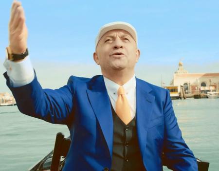 Venedik'i su baskınından kurtaracak çözüm Sinan Engin'den geldi