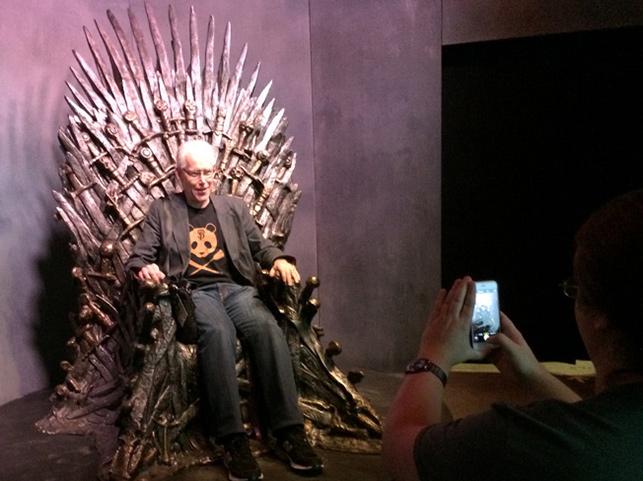 SXSW'de gerçek bir Game of Thrones deneyimi