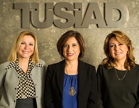 TÜSİAD Dünya Kadınlar Günü'nde herkesi cinsiyet ayrımcılığına son vermeye çağırdı.