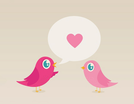 Twitter'dan amme hizmeti: Aşk takvimi