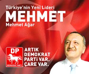Mehmet Ağar, Demokrat Parti 2007 seçim kampanyası