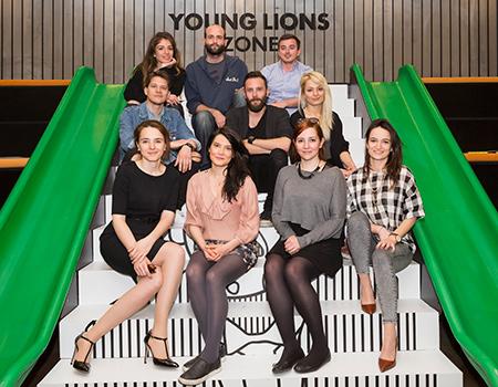 Genç aslanlar Akmerkez'de kükredi