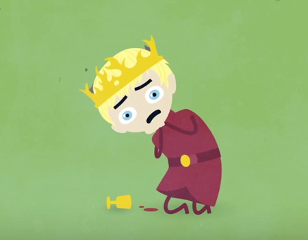 Dumb Ways to Die'dan Game of Thrones parodisi