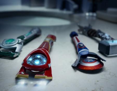 Gillette'den Avengers teknolojisi
