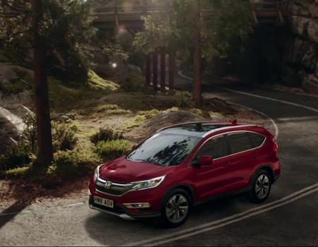 Honda'dan sonu gelmeyen reklam