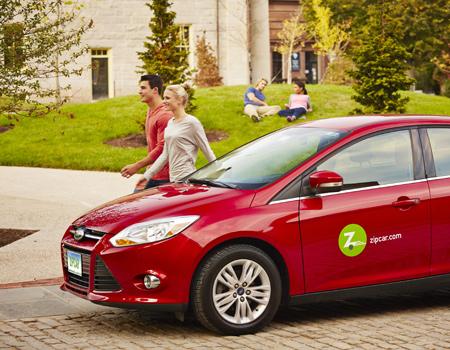 Koç Holding Zipcar'la saatlik araç kiralama işine giriyor