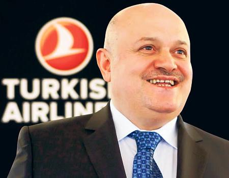 THY yönetim kurulu başkanı Hamdi Topçu istifa etti.