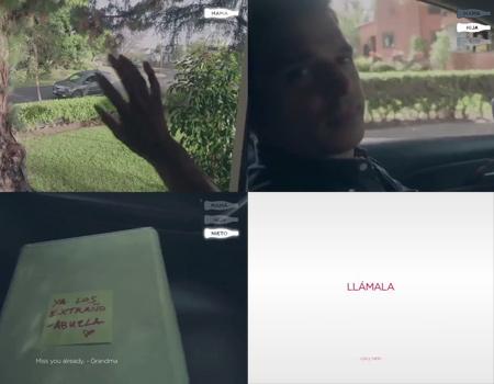 Coca-Cola'dan ayrılmaz ikilinin interaktif hikayesi