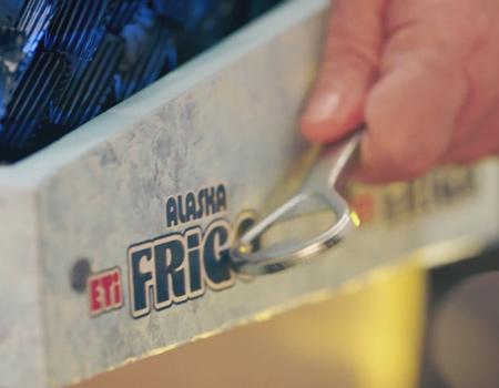 Eti Alaska Frigo için ilk reklam filmini yayınladı