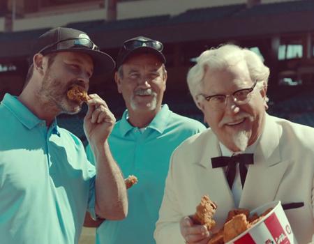 Albay KFC için geri döndü