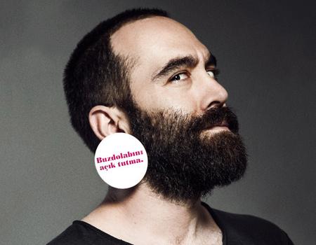 Kramp'tan kulaklara küpe olacak kampanya