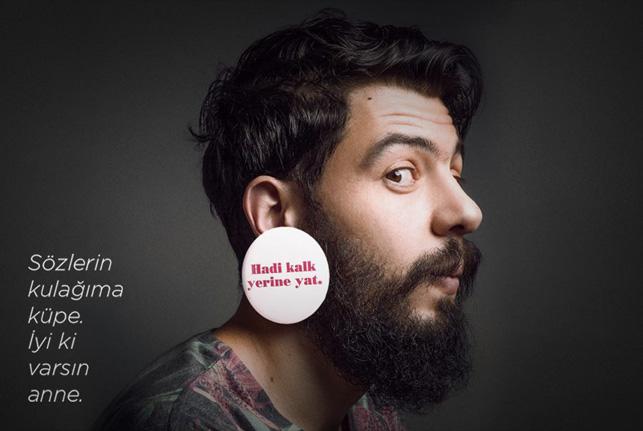Kramp'tan kulaklara küpe olacak kampanya: Umut Kısa