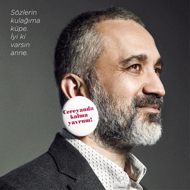 Kramp'tan kulaklara küpe olacak kampanya: Ahmet Akın