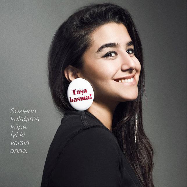 Kramp'tan kulaklara küpe olacak kampanya: Zeynep Öget