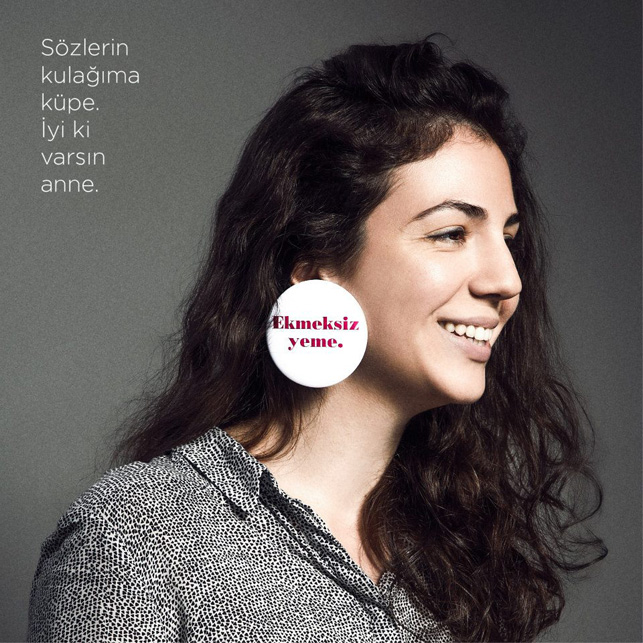 Kramp'tan kulaklara küpe olacak kampanya: Mina Öztürk