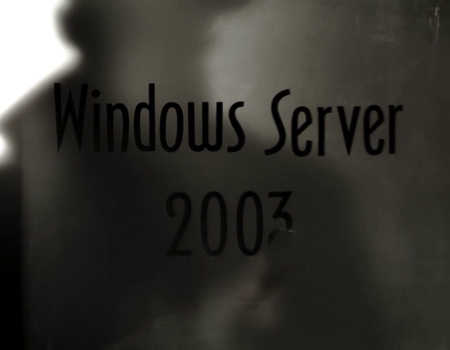 Windows Server 2003'ü tarihe gömün!