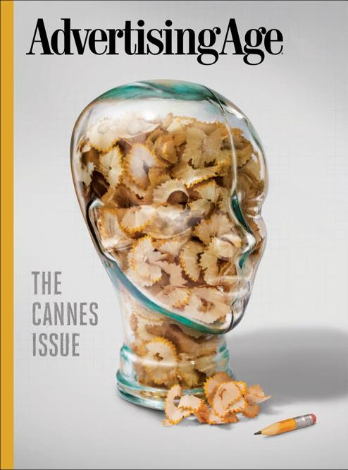 Ad Age en iyi Cannes kapağını belirledi