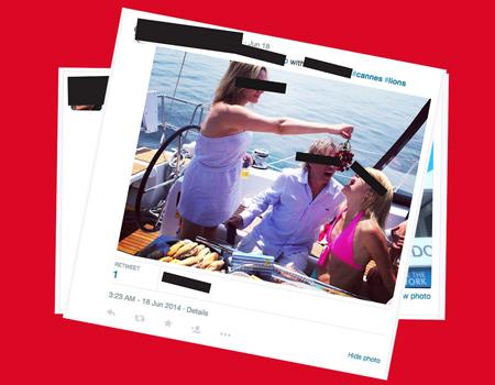 Cannes'a gidemeyen reklamcılara özel Chrome eklentisi