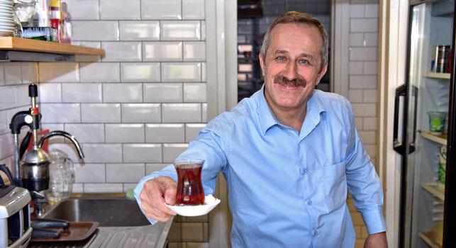Ajans Çaycıları serisi: Hüseyin Merdamert, Y&R İstanbul