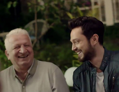 Murat Boz'dan Ramazan ziyareti