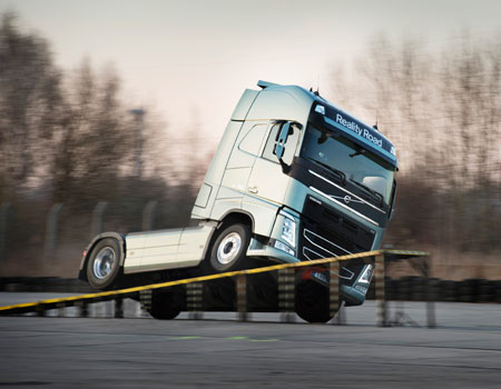 Volvo Trucks'tan reality şov