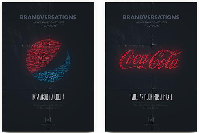 Rekabetten doğan diyalog: Pepsi ve Coca-Cola