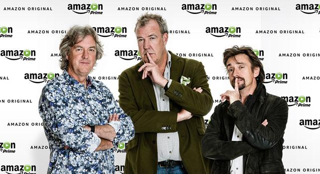 Jeremy Clarkson, Richard Hammond ve James May, Amazon Prime için yeni bir şov hazırlığında.